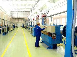 Волоконно-оптическая система мониторинга производства