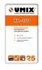 Универсальный плиточный клей UMIX KL-150