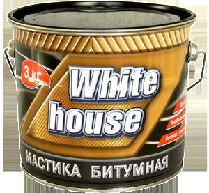 Мастика битумная White House