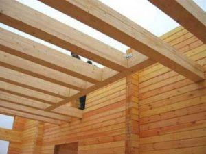 Строим дома из деревянного бруса