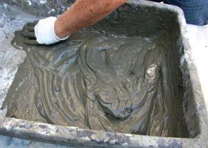 Пропорции цемента и песка для раствора