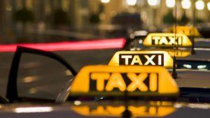 Расчет стоимости такси