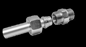 Трубные соединения с врезным кольцом