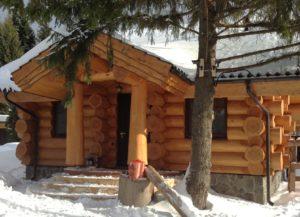 Проекты для больших деревянных бань