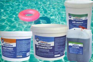 Очистка воды в домашнем бассейне