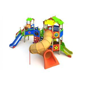 Уличные игровые площадки для детей