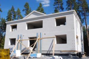 Сколько стоит строительство дома из газосиликатных блоков